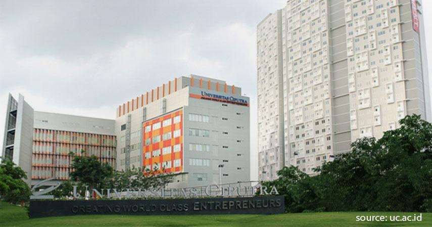 Universitas Ciputra - 5 Universitas Swasta Terbaik di Surabaya dan Biaya Masuknya 2020