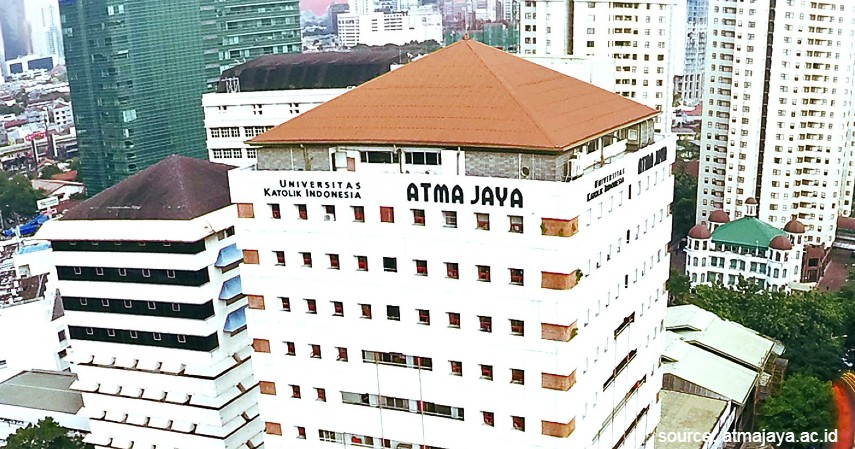 Universitas Katolik Indonesia Atma Jaya - Daftar Universitas Swasta Terbaik di Jakarta dan Biaya Masuknya