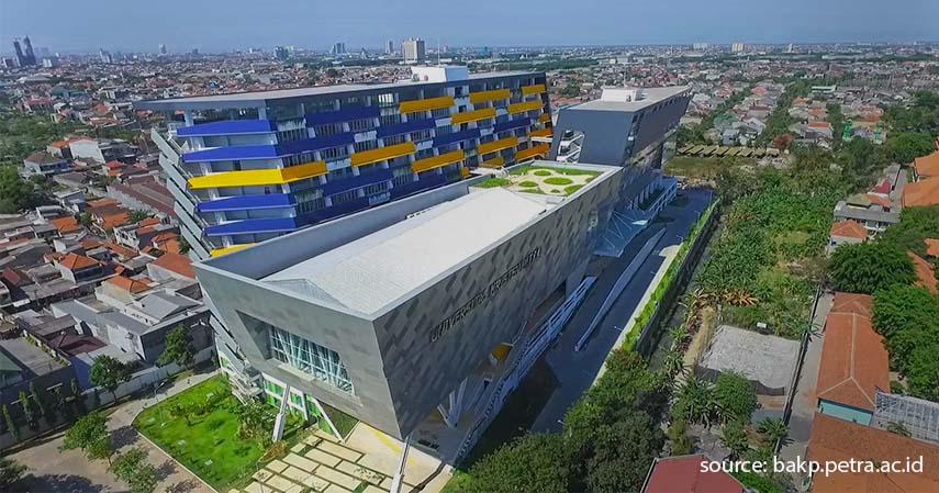 Universitas Kristen Petra - 5 Universitas Swasta Terbaik di Surabaya dan Biaya Masuknya 2020