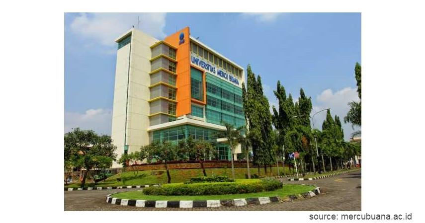 Universitas Mercu Buana - Daftar Universitas Swasta Terbaik di Jakarta dan Biaya Masuknya