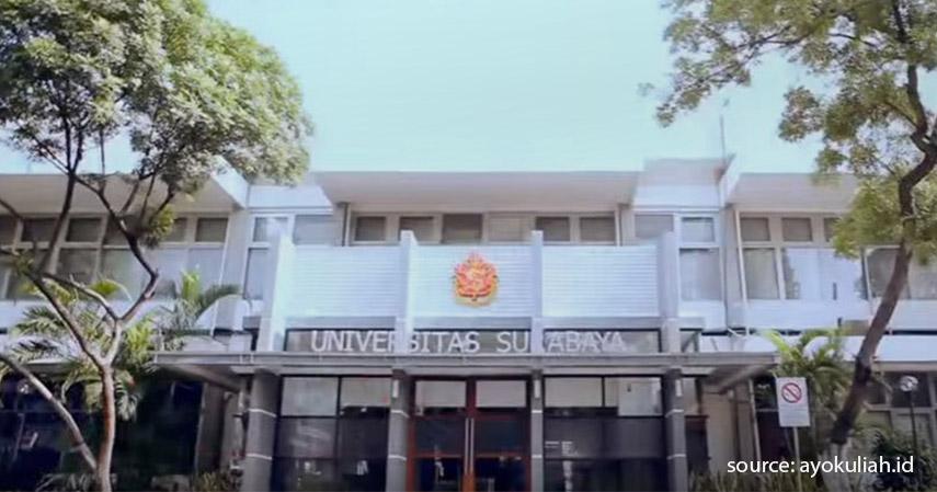 Universitas Surabaya - 5 Universitas Swasta Terbaik di Surabaya dan Biaya Masuknya 2020