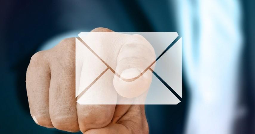 Via Email - Cara Membayar Listrik dan Cek Tagihan Listrik dengan Mudah