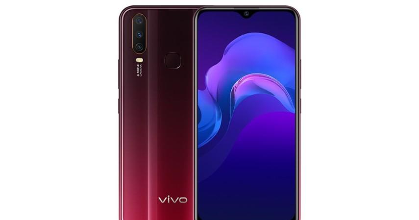 Vivo Y12 - Daftar Ponsel Low-End Terbaik 2020 Miliki dan Pakai Asuransi Elektronik Sinarmas
