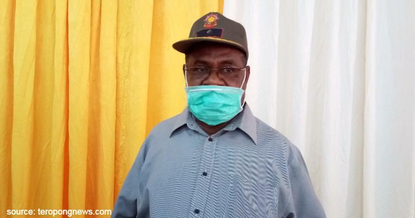 Wali Kota Sorong Bubarkan Warga Pakai Rotan - Cara Unik Kepala Daerah Menangani Corona