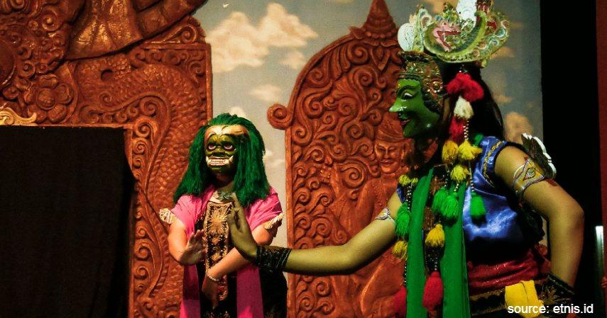 Wayang Topeng Malang - Intip 6 Daftar Kesenian Tradisional Khas Jawa Timur