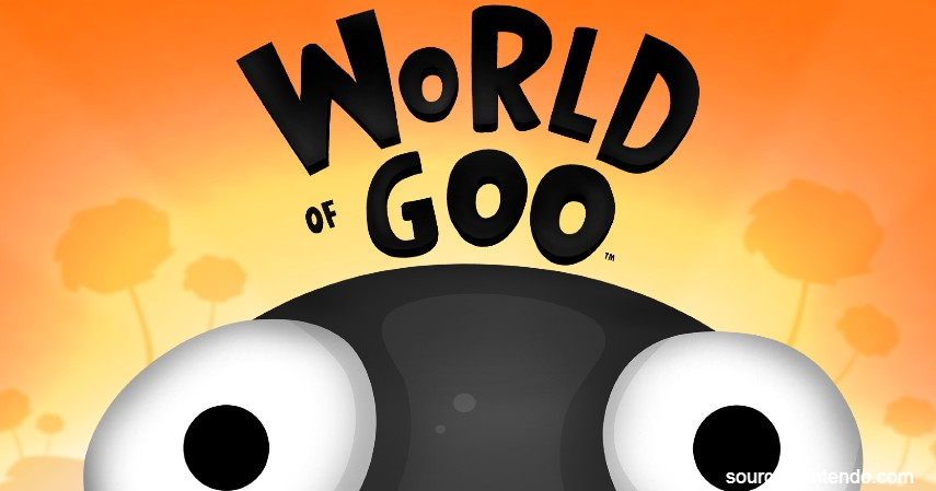 World of Goo - 7 Game Nintendo Wii Terbaik 2020 Paling Seru