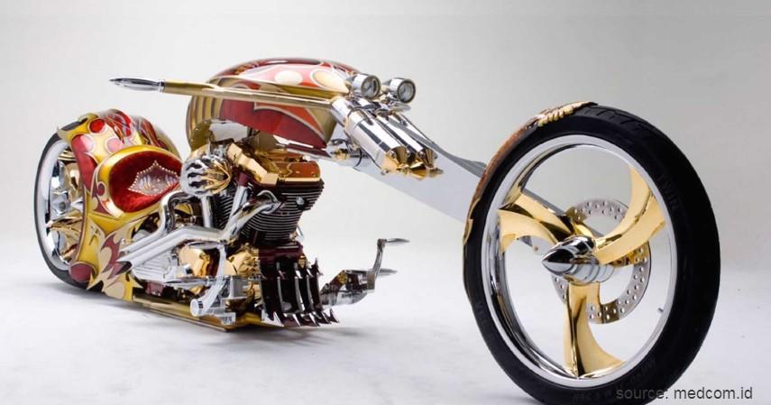 Yamaha BMS Nehmesis - 7 Motor Paling Mahal di Dunia ini Ada yang Capai Ratusan Milyar