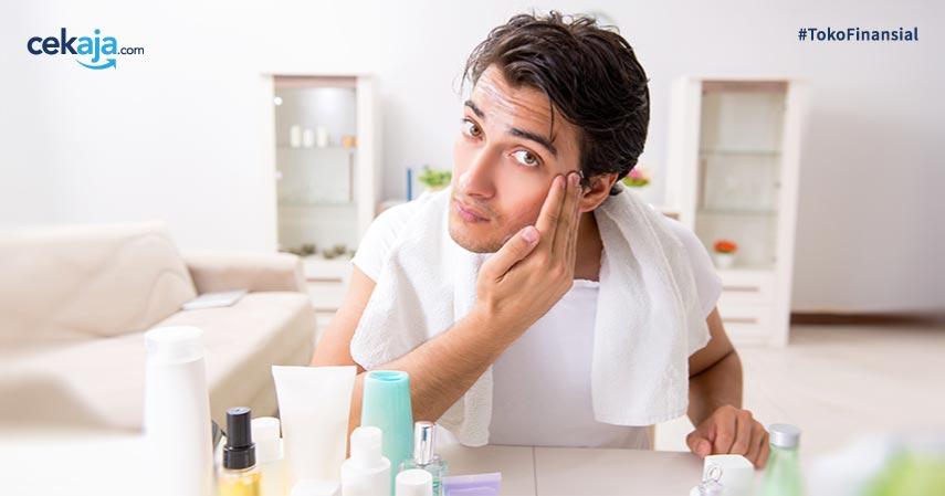 Rekomendasi Skincare untuk Pria