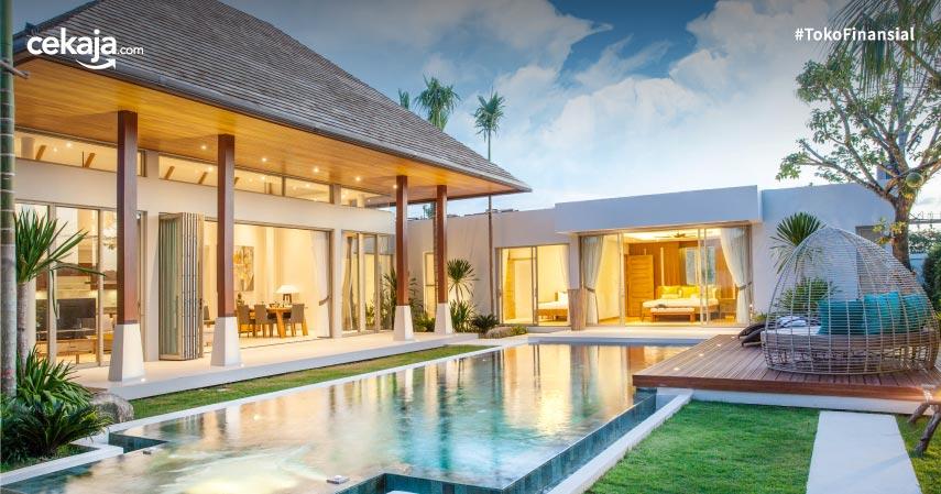 10 Villa Terindah di Dunia ini Cocok Buat Liburan bareng Keluarga!