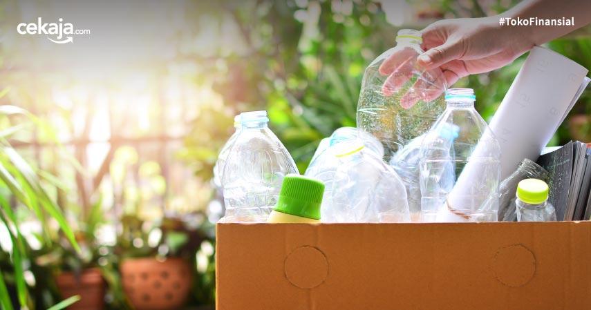 Cara Cerdik Menanggulangi Sampah dengan Memilah dan Mengolah