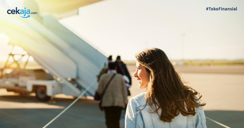 Lima Asuransi Penerbangan Luar Negeri Terbaik, Nyaman Dikala Travelling
