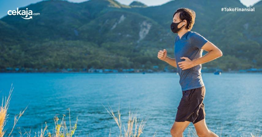 Amankah Pakai Masker Saat Olahraga? Ini Kebenarannya!