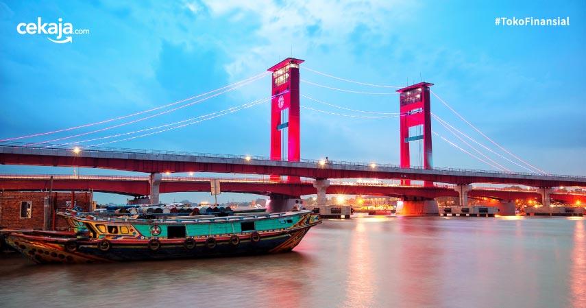 Kesenian Tradisional Khas Sumatera Selatan