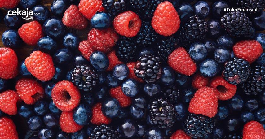 8 Buah Tinggi Antioksidan yang Mudah Ditemukan
