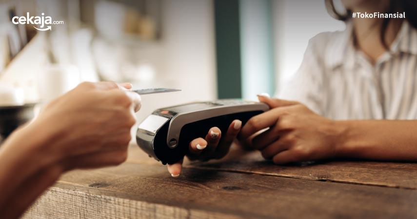 Kartu Kredit untuk Transaksi Cashless saat New Normal