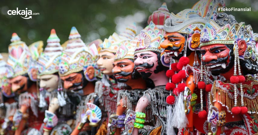 9 Kesenian Tradisional Khas Jawa Barat yang Paling Terkenal