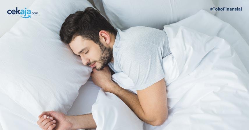 5 Bahaya Tidur dengan Lampu Terang, Tim Takut Gelap Wajib Baca Ini!