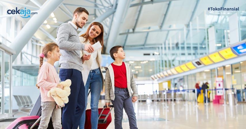 Tips Memilih Asuransi Perjalanan untuk Keluarga Agar Liburan Aman dan Nyaman