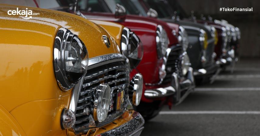 Mobil tua yang cocok untuk investasi