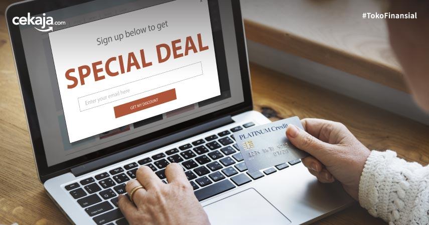 Cek 7 Promo Kartu Kredit Bikin Belanja Online Hemat dan Kantong Aman