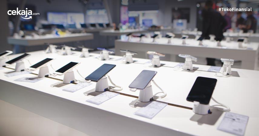 Manfaatkan Cicilan 0% dari Kartu Kredit untuk Ganti Smartphone Impian
