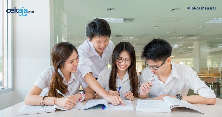 SMA swasta terbaik di Bekasi