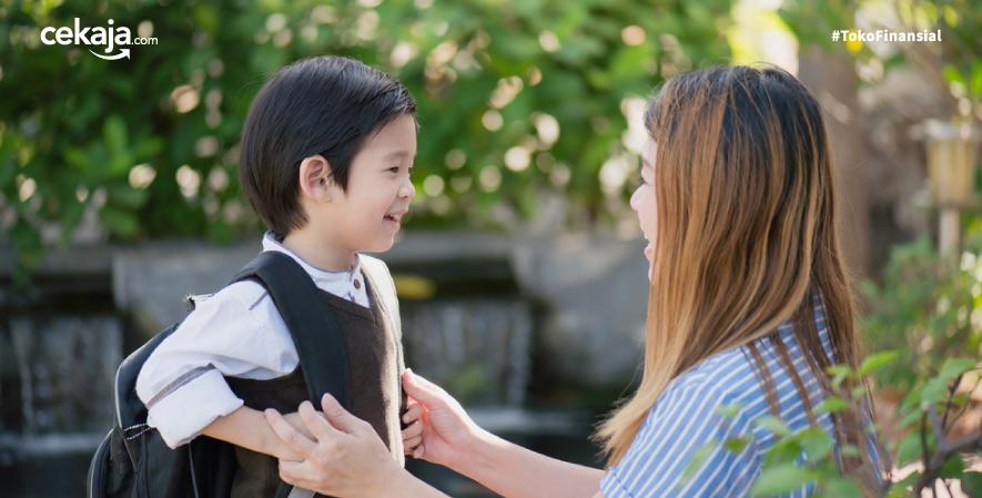 Sekolah di Era New Normal, Ini 5 Persiapan yang Perlu Orangtua Lakukan