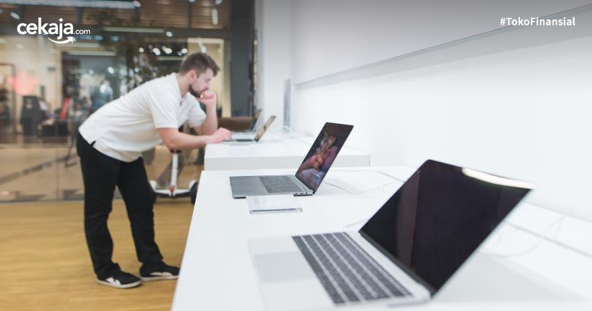 Daftar Pinjaman untuk Kredit Laptop, Supaya WFH Lebih Produktif