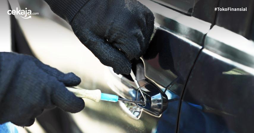 Marak Pencurian Kendaraan, Asuransikan Sekarang Juga!