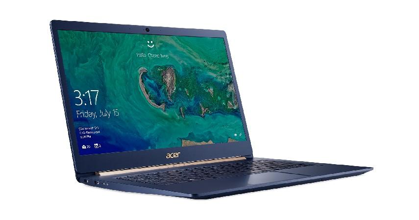 Acer Swift 5 SF514-53T - 7 Daftar Laptop 16GB Terbaik 2020