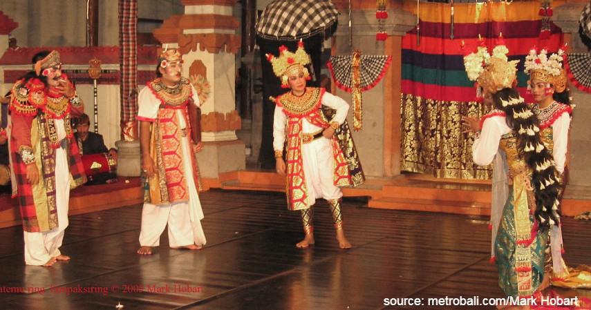 Arja - 7 Kesenian Tradisional Khas Bali yang Belum Banyak Orang Tahu