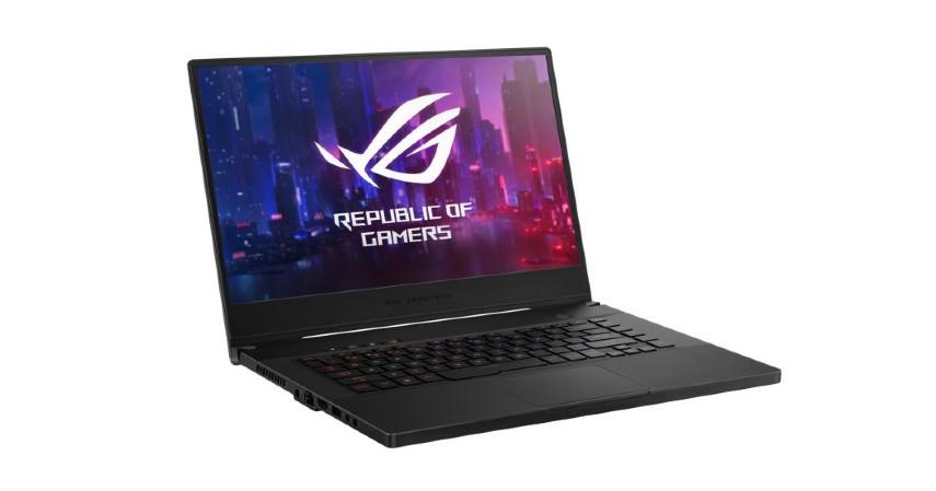 Asus ROG Zephyrus S GX502GV - 7 Daftar Laptop 16GB Terbaik 2020