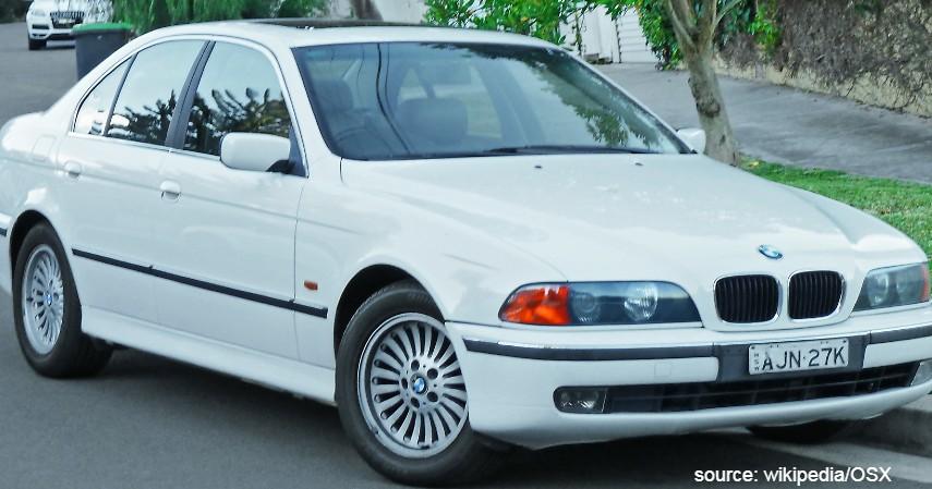 BMW Seri 5 E39 - 5 Pilihan Mobil Eropa di Bawah 100 Juta untuk Generasi Millennial