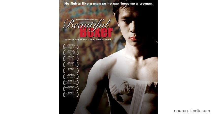 Beautiful Boxer (2003) - Daftar Film Thailand Terbaik Sepanjang Masa Untuk Temani Masa Karantina