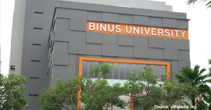 Bina Nusantara - Universitas Terbaik untuk Desain Komunikasi Visual di Jakarta