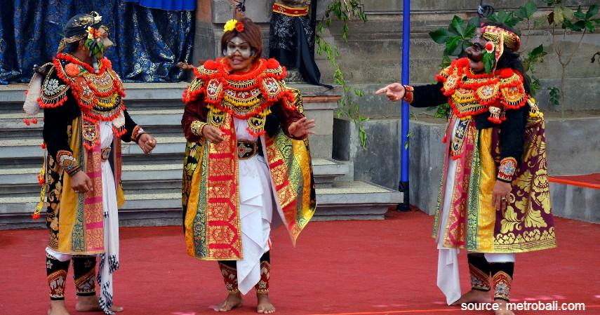 Bondres - 7 Kesenian Tradisional Khas Bali yang Belum Banyak Orang Tahu
