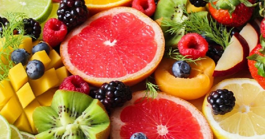 Buah-buahan - Makanan Terbaik Untuk Penderita Kanker
