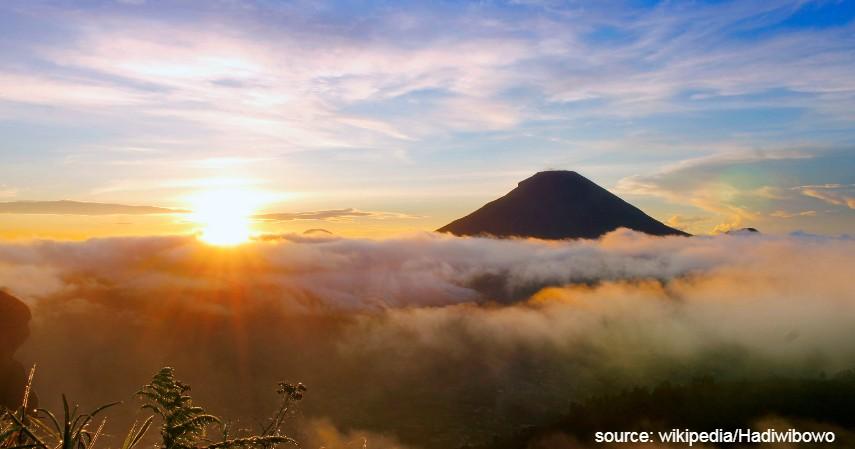 Bukit Sikunir - Deretan Wisata Pegunungan Dieng yang Dikenal Sebagai Negeri di Atas Awan