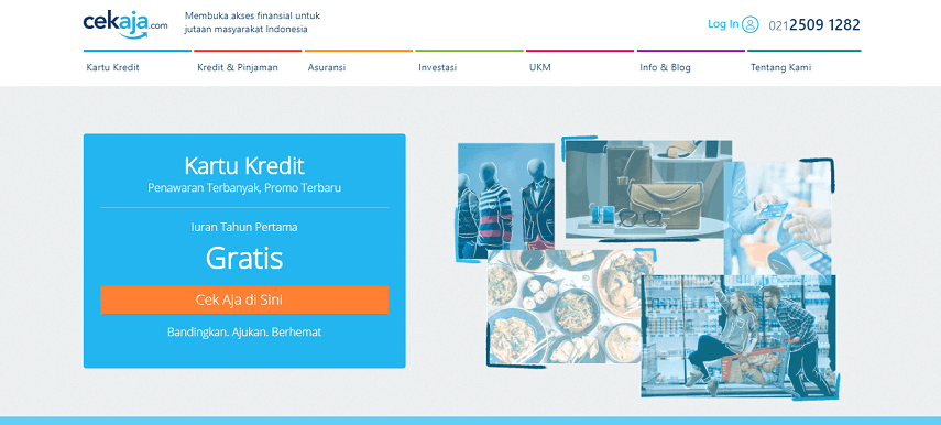 Cara Pengajuan Kartu Kredit Secara Online Melalui CekAja com