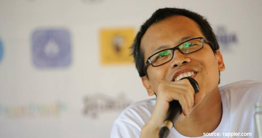 Eka Kurniawan - 10 Penulis Terkenal di Indonesia yang Bukunya Sering Best Seller