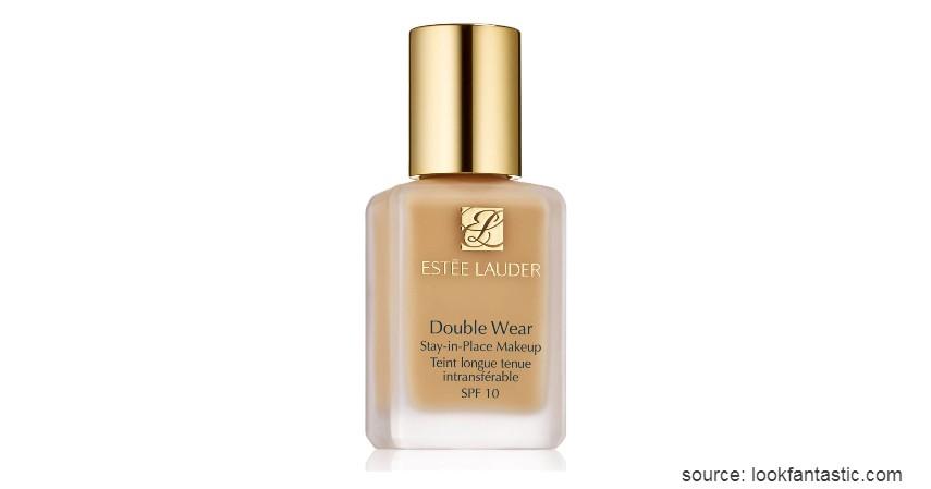 Estee Lauder Double Wear Stay-in Place Makeup - 5 Foundation yang Tepat untuk Kulit Berjerawat Glowing dan Bebas Kilap
