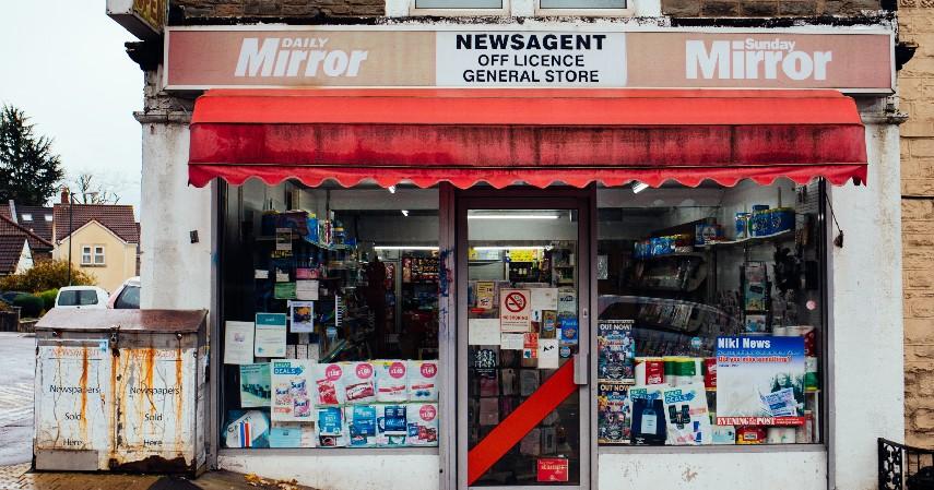 Franchise Minimarket atau Toko Kelontong - Pilihan Usaha yang Bisa Dilakukan saat Pensiun Layak Dicoba