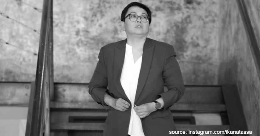 Ika Natassa - 10 Penulis Terkenal di Indonesia yang Bukunya Sering Best Seller