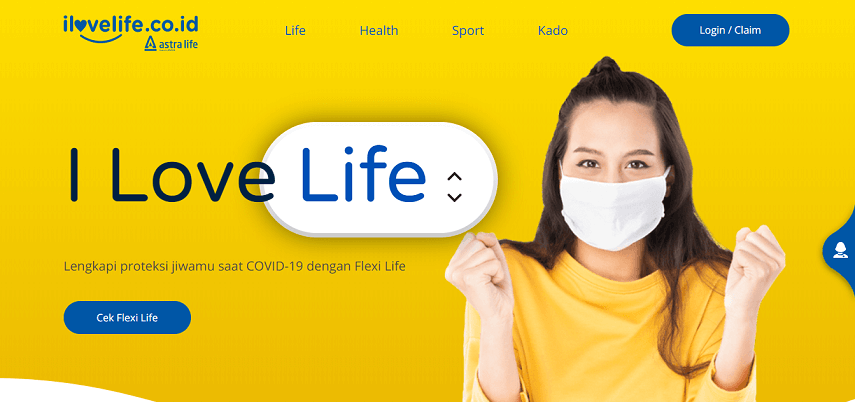 Ilovelife - Daftar Situs Pengajuan Asuransi Online 24 Jam Terbaik Untukmu