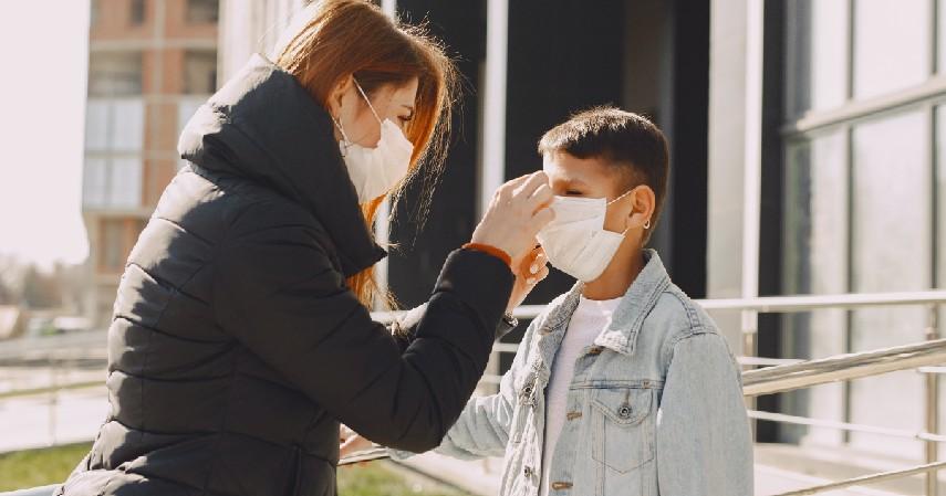Ingatkan lagi bahaya virus corona - Sekolah di Era New Normal Ini 5 Persiapan yang Perlu Orangtua Lakukan