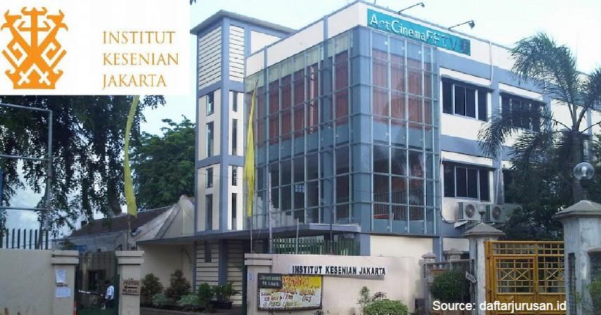Institute Kesenian Jakarta - Universitas Terbaik untuk Desain Komunikasi Visual di Jakarta