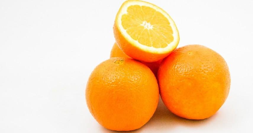 Jeruk - 8 Buah Tinggi Antioksidan yang Mudah Ditemukan
