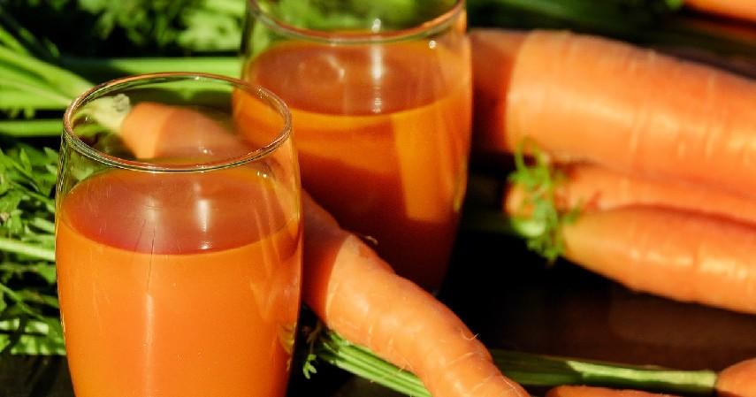 Jus Organik Brokoli dan Wortel - Jus Organik untuk Penderita Kanker yang Kaya Antioksidan