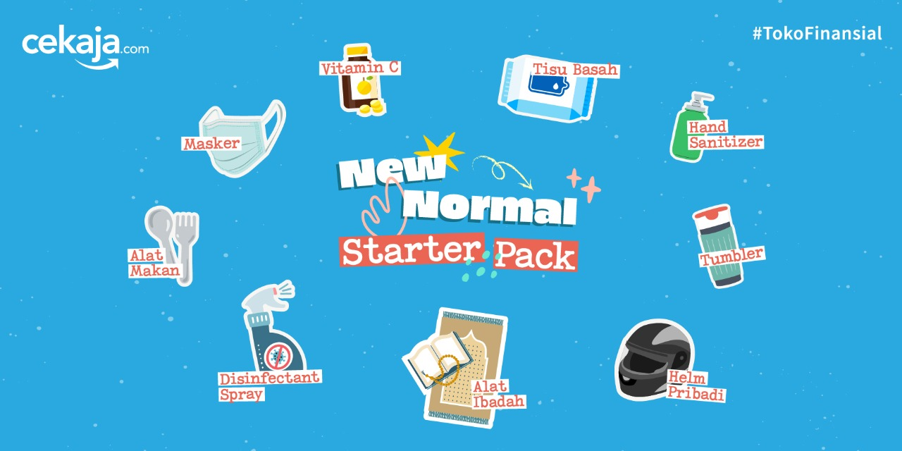 New normal starterpack