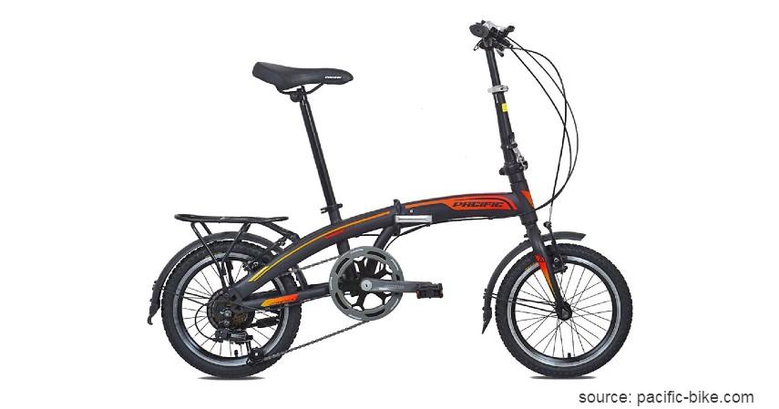 Pacific 2980 RX - Rekomendasi Sepeda Lipat Murah 1 - 2 Jutaan Sehat Gak Perlu Mahal